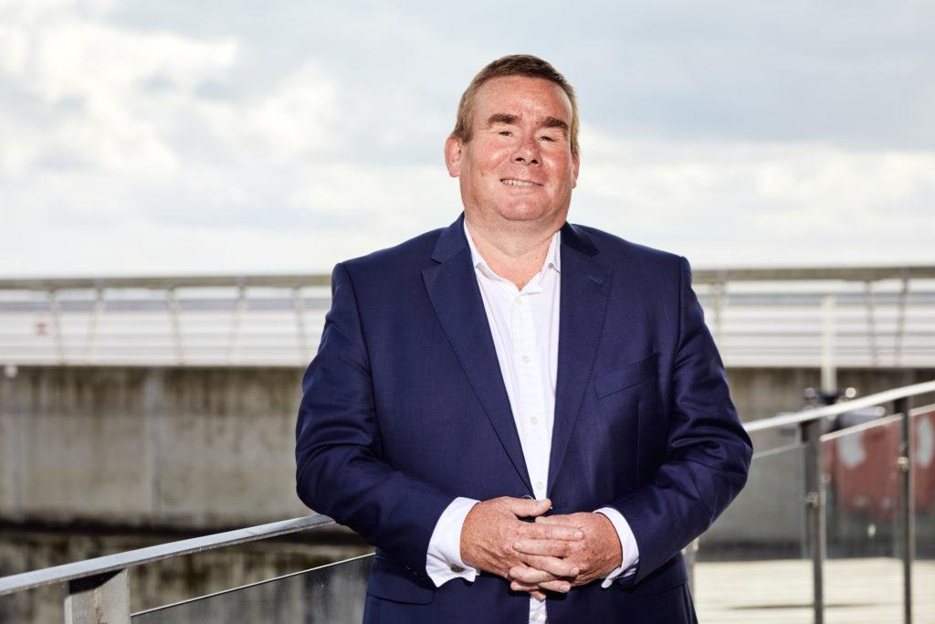 Meet the Chairman - Nigel Hedley